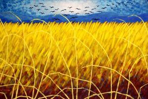 Homage to Van Gogh 1 by John Nolan