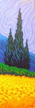 Homage to Van Gogh 2 by John Nolan