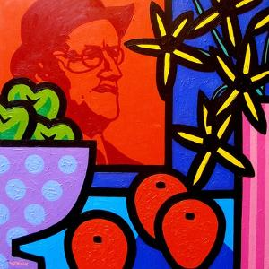 Still Life with James Joyce by John Nolan