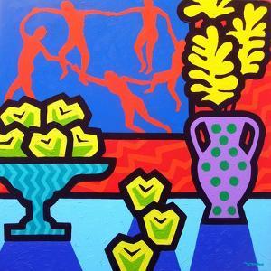Still Life with Matisse by John Nolan