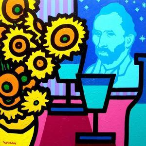 Still Life with Vincent by John Nolan
