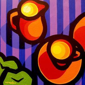 Tea and Apples by John Nolan