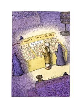 Enemy of my enemy cards - Cartoon by John O'brien