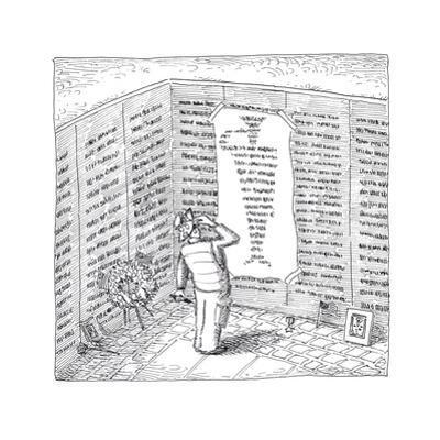 Memorial - Cartoon by John O'brien