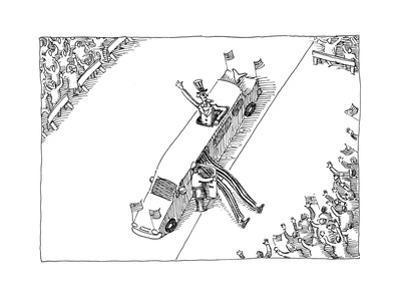Uncle Sam - Cartoon