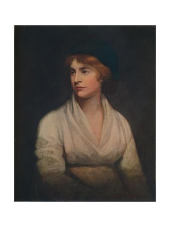 'Mary Wollstonecraft', c1797