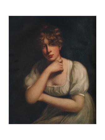 Miss Holcroft, c18th century, (1916)