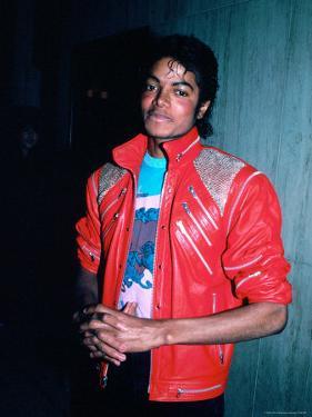 Michael Jackson by John Paschal