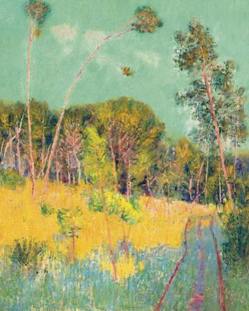 A Clearing in the Forest by John Peter Russell