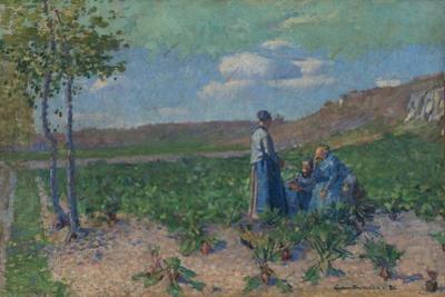 Peasant Women at Monte Cassino, 1886