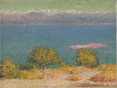 The Bay of Nice, 1891