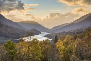 Loch Leven, Highland Region, Scotland, United Kingdom, Europe by John Potter