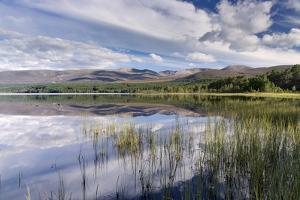 Loch Morlich, Glenmore, Badenoch and Strathspey, Scotland, United Kingdom, Europe by John Potter