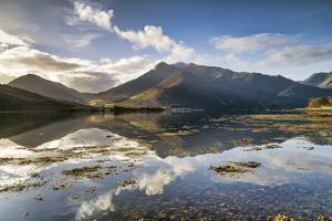 South Ballachulish, Loch Leven, Highland Region, Scotland, United Kingdom, Europe by John Potter