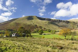 The Howgill Fells, The Yorkshire Dales and Cumbria border, England, United Kingdom, Europe by John Potter