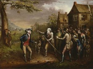 Rip Van Winkle, 1829 by John Quidor