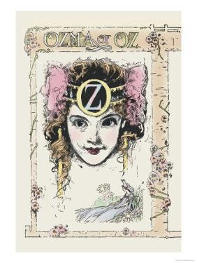 Ozma of Oz by John R^ Neill