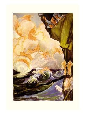 The Cloud Fairies by John R. Neill