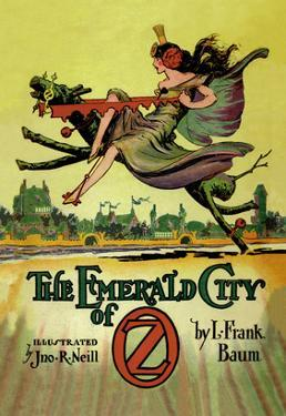 The Emerald City of Oz by John R. Neill
