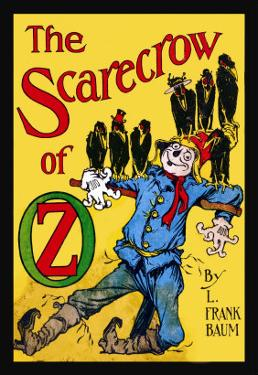 The Scarecrow of Oz by John R. Neill