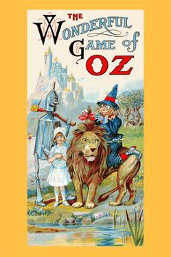 The Wonderful Game of Oz by John R. Neill