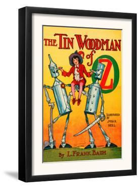 Thetin Woodsman of Oz by John R. Neill