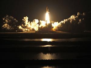 APTOPIX Space Shuttle by John Raoux