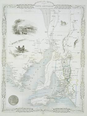 Part of South Australia by John Rapkin