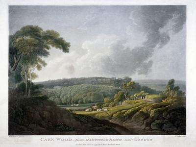Caen Wood, St Pancras, London, 1799