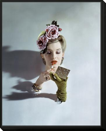 Vogue - March 1943 by John Rawlings