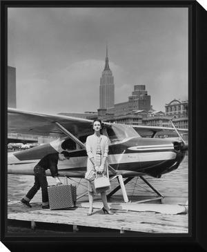 Vogue - May 1954 by John Rawlings