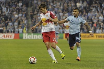 MLS: New York Red Bulls at Sporting KC