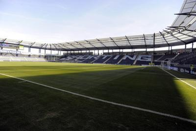 MLS: New York Red Bulls at Sporting KC by John Rieger