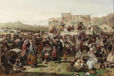 A Border Fair, C.1865