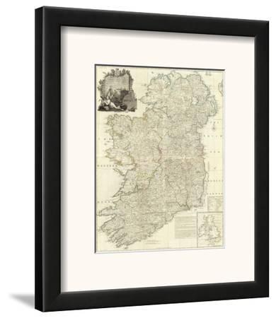 Composite: Ireland, c.1790 by John Rocque