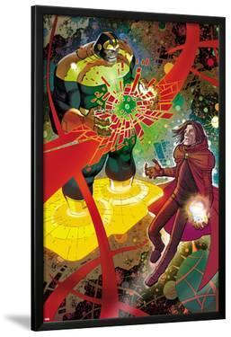 Avengers No.12: Thanos and The Hood by John Romita Jr.