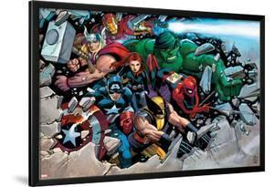 Son of Marvel Reading Chronology Cover: Thor by John Romita Jr.