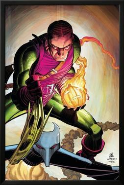 The Amazing Spider-Man No.573 Cover: Green Goblin by John Romita Jr.