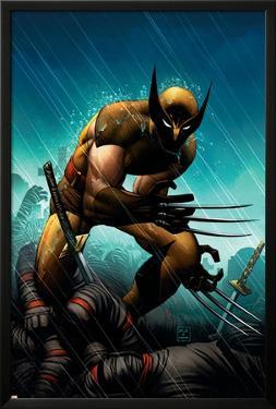 Wolverine No.20 Cover: Wolverine by John Romita Jr.