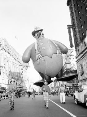 Thanksgiving Day Parade, New York, New York, c.1948 by John Rooney
