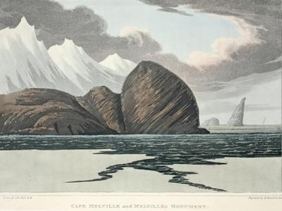 Cape Melville and Melvilles Monument, Illustration from 'A Voyage of Discovery...', 1819