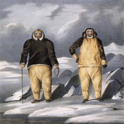 Koniaroklik and Neweetioke, 1835