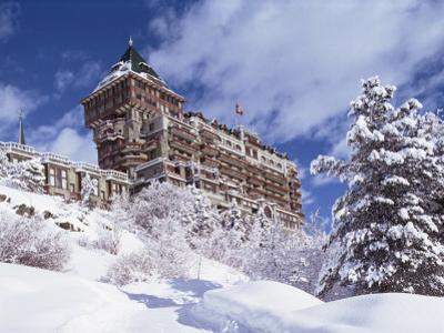 Palace Hotel, St. Moritz, Switzerland