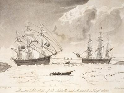 Perilous Situation of the Isabella and Alexander