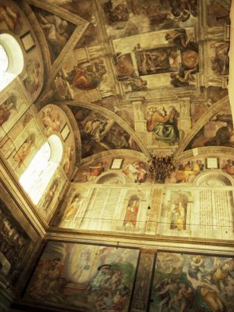 Sistine Chapel, Vatican, Rome, Lazio, Italy