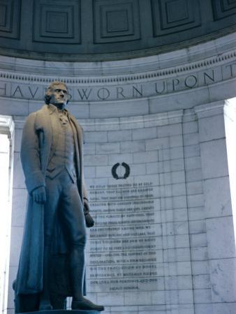 Thomas Jefferson Memorial, Washington D.C., United States of America (U.S.A.), North America