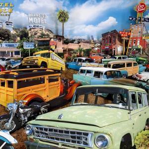Pacific Paradise Motel 2 by John Roy