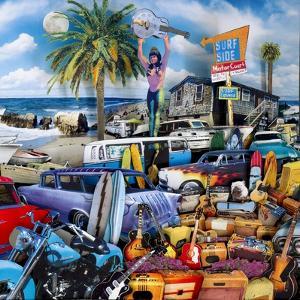 Surfside Motor Court 2 by John Roy