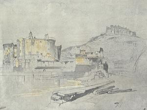 Castello Vecchio, C1839-1900, (1903) by John Ruskin