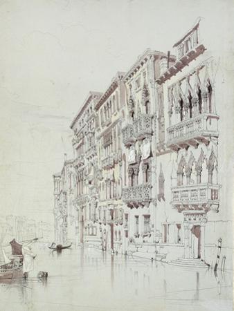 The Palazzo Contarini-Fasan